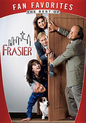 FAN FAVORITES:BEST OF FRASIER BY FRASIER (DVD)