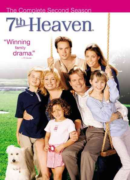 7TH HEAVEN:COMPLETE SECOND SEASON BY 7TH HEAVEN (DVD)